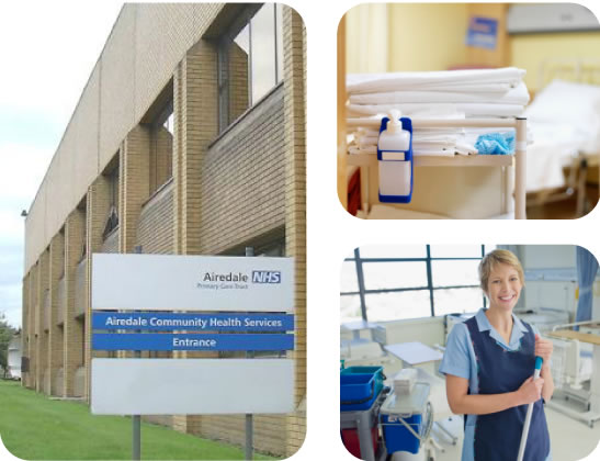 NHS Cleaning Services